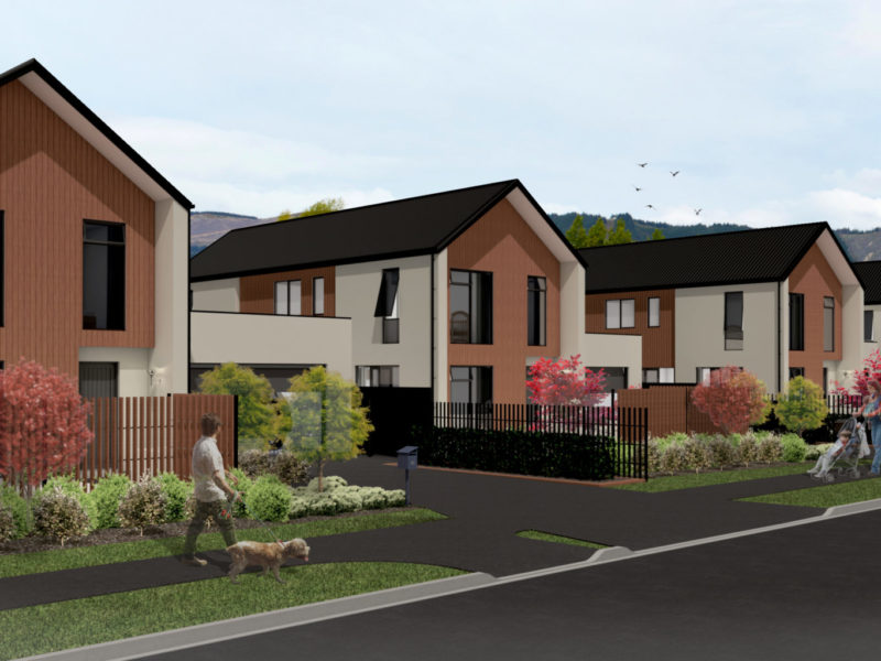 Borck Townhouse The Meadows Richmond Nelson New Zealand